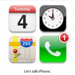 iPhone 5 (or perhaps iPhone 4S) will be launched on 4 October