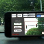 iPhone camera used to study traffic lights